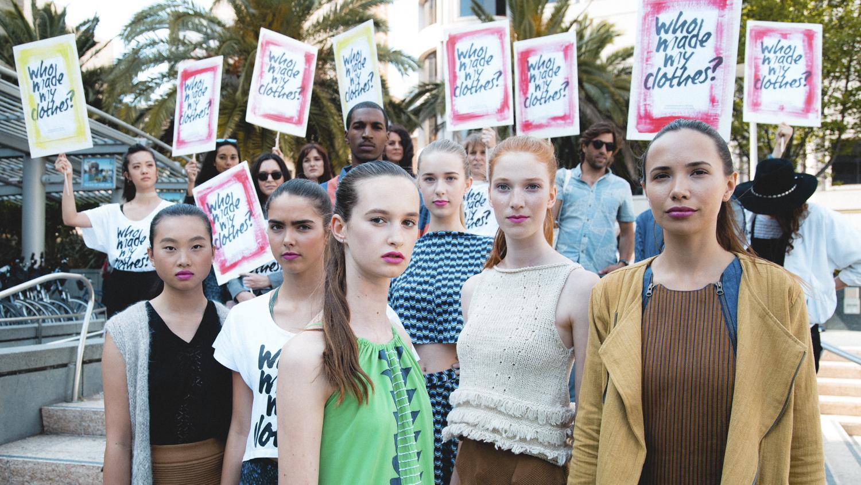 Fashion Revolution San Francisco